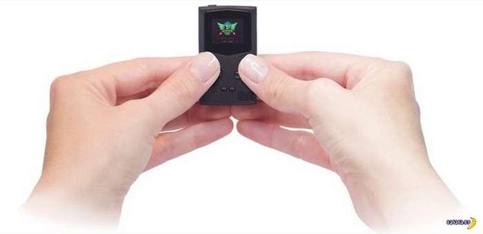 Хочу PocketSprite!
