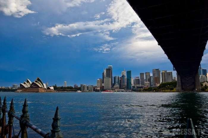 Первые впечатления об Австралии