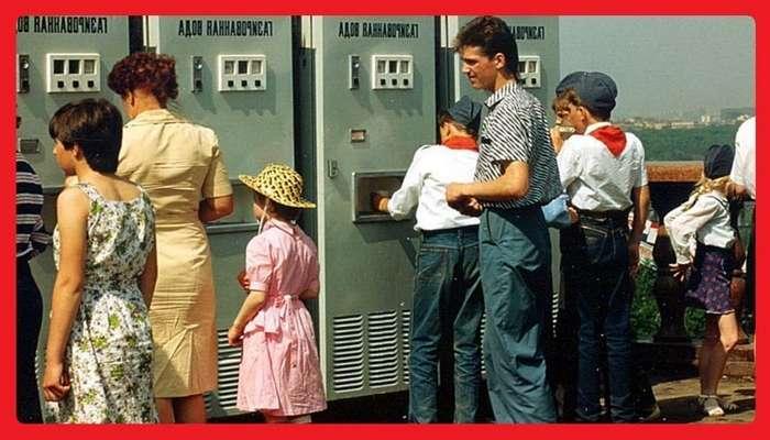 -Газировка- в СССР: почему её считали одной из лучших в мире-9 фото-