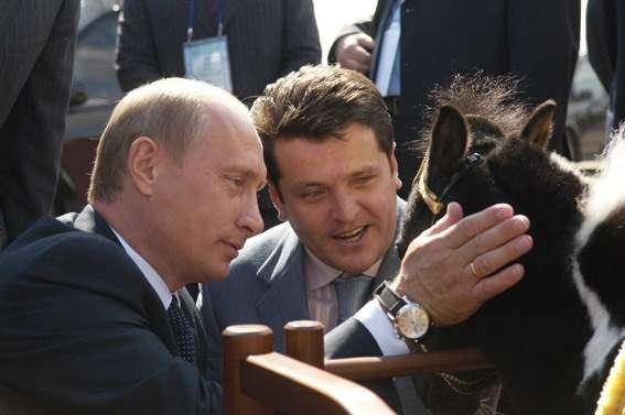 Животные, которых дарили президенту Владимиру Путину