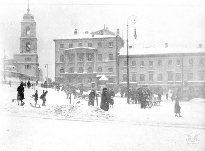 Зимние каникулы по-советски
