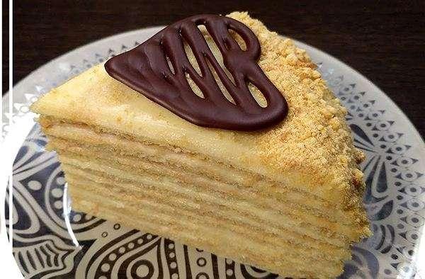 Торт на сковороде, тающий во рту: -Творожный пломбир-