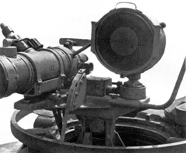 Приборы ночного видения для немецких танкистов-10 фото-
