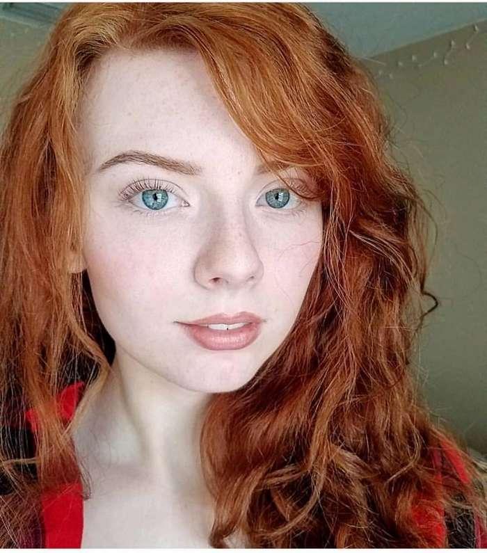 Рыжие похитительницы сердец-26 фото-