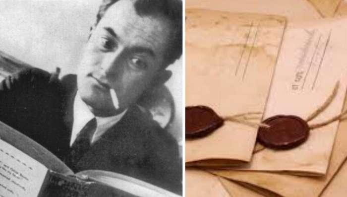 Евгений Петров много лет получал письма с того света. Мистическая история автора -Двенадцати стульев-