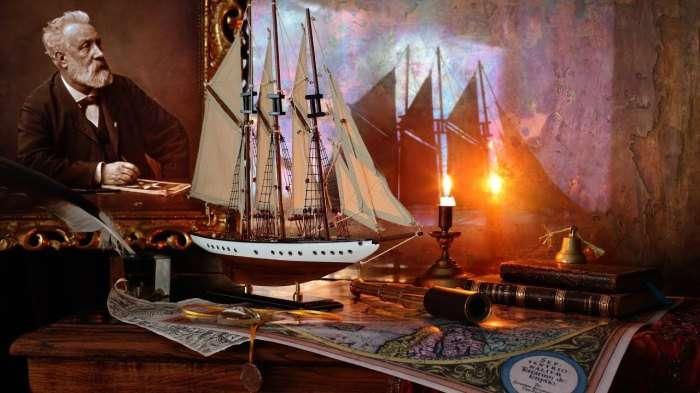 Пророк или фантаст: 6 предсказаний Жюля Верна, которые сбылись в XX веке