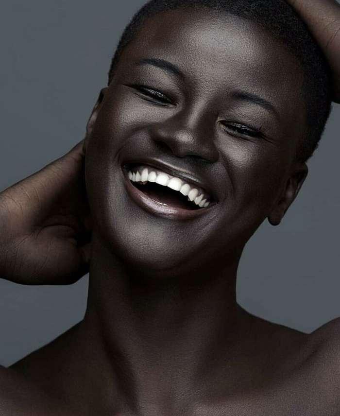 Чернокожие жемчужины Instagram, чья необычная внешность покорила мир-21 фото-