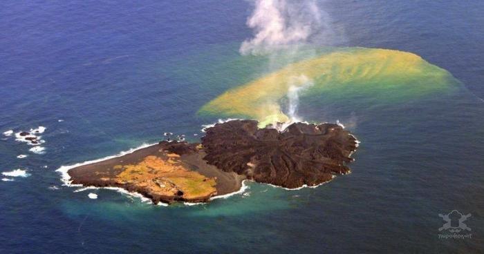 Интересные факты о вулканах