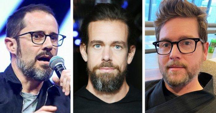 Посмотрите, как выглядят 20+ создателей самых успешных стартапов (Основатели Twitter — просто симпатяги)