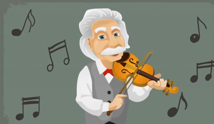 Альберт Энштейн имел свои странные привычкы, которые сегодня - норма жизни