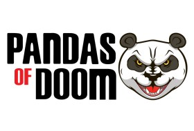 Logo - Panda's of Doom