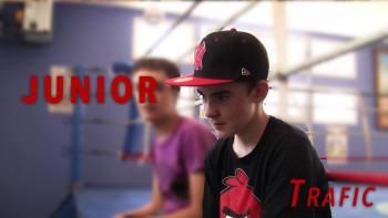 Junior dans le fanfilm Trafic