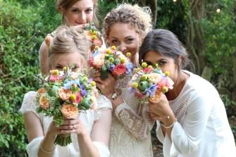 wedding, photography, wedding photographer, flowers, bride, bridesmaid, Surrey, London, Hampshire