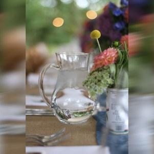 gardens, table, wedding, Cheryl Angear Photography, glasses, wine, runner, table,