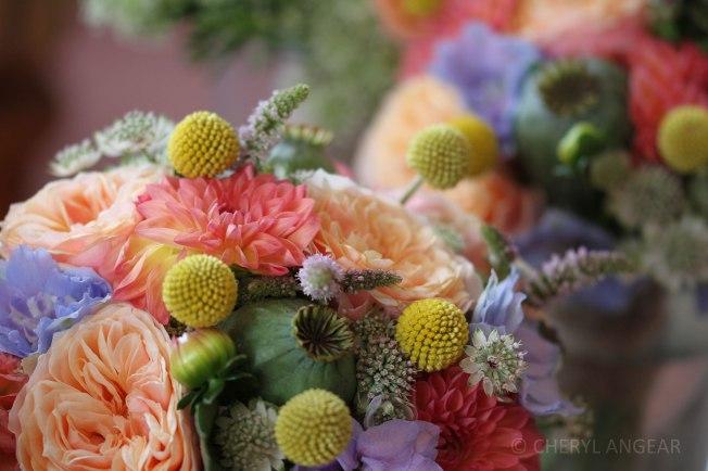 wedding flowers, wedding photography, Surrey, Cheryl Angear Photography, wild flowers, England