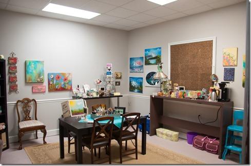 New Studio & Gallery Space