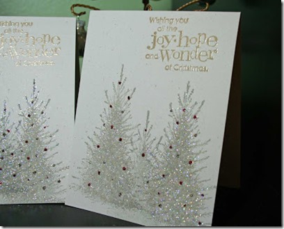 Christmas Card Countdown Workshops