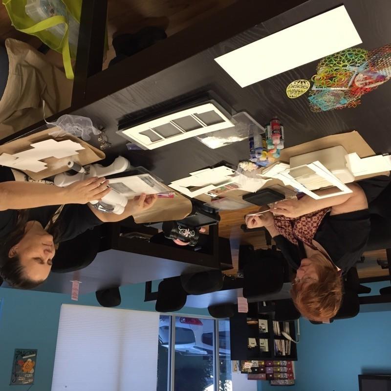 Cheryl Boglioli Cafe Crop Class
