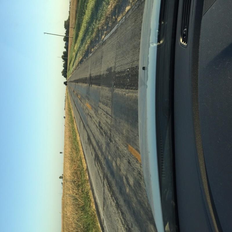 Historic Route 66 Rural Illinois