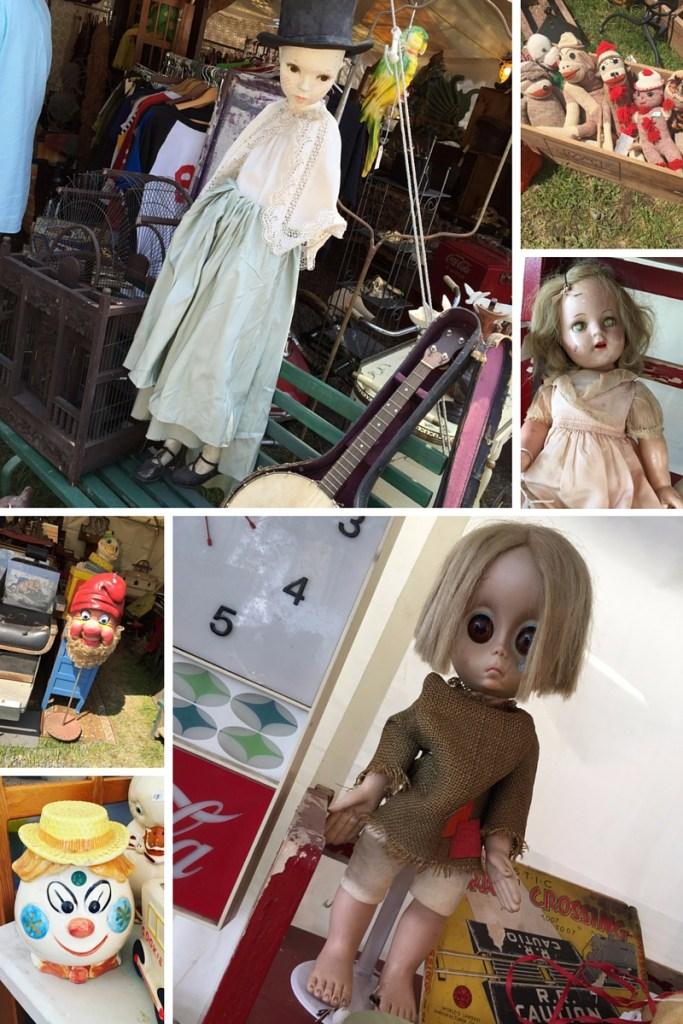 Brimfield Antique Market May 2016 Faces