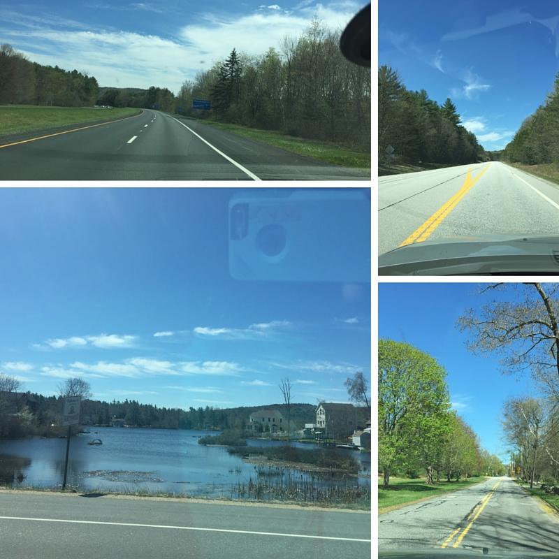 Trip of Unfortunate Events through NH VT MA
