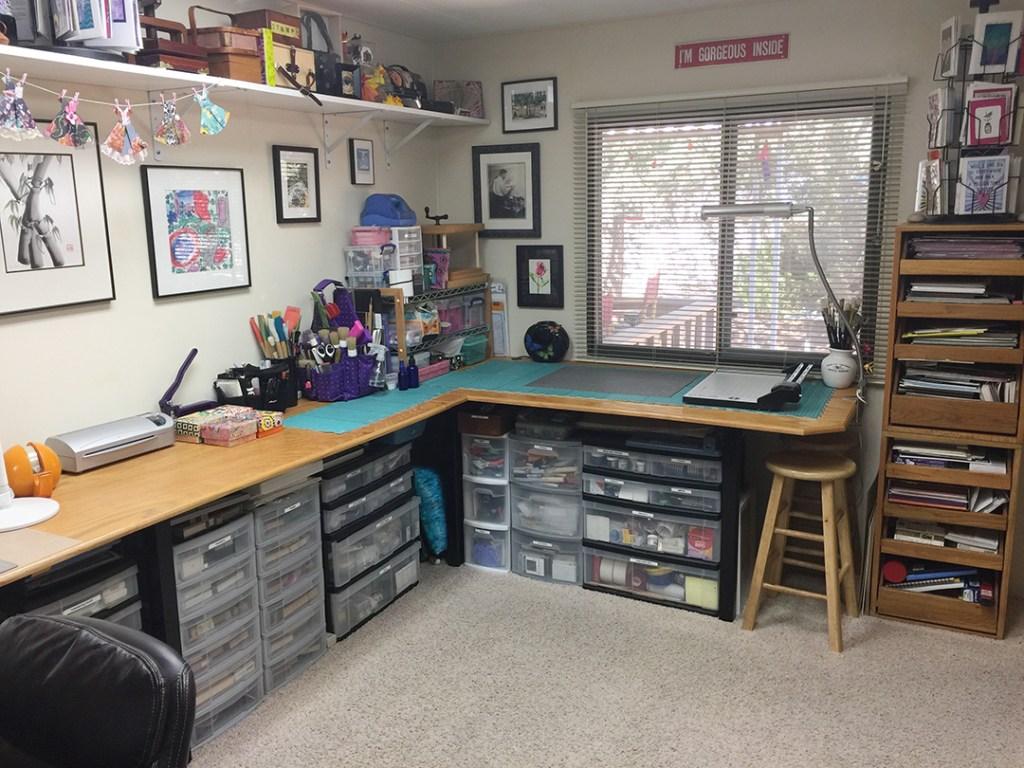 Karen Elaine studio
