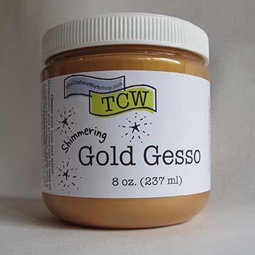 TCW GOLD GESSO