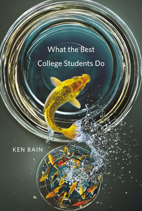 Book Review: What the Best College Teachers Do