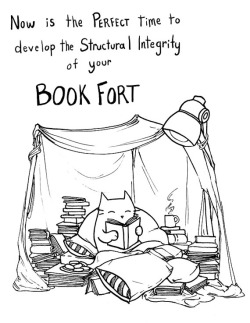 Prepare the Blanket Fort! Summer Reading is Here
