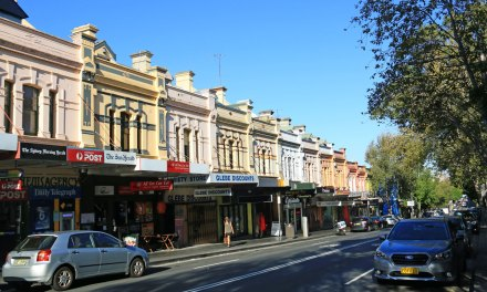Glebe – Worth a visit (or maybe two?)