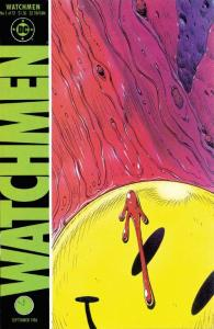Cover of Watchmen #1