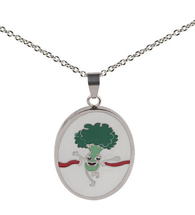 broccoli pendant