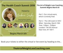 The art of weight loss coaching entire even 2t
