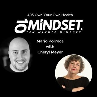 10 Minute Mindset 405 Promo