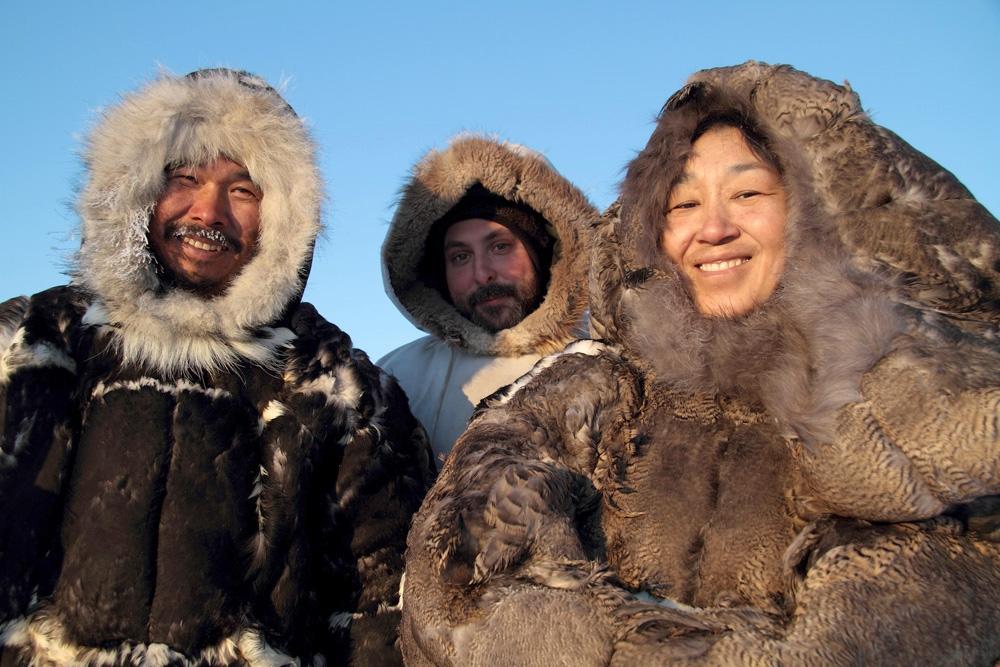 Картинки эскимосов, новый год