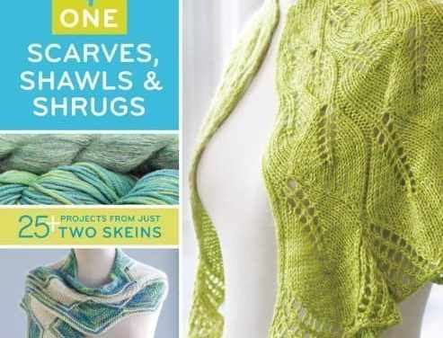 One + 0ne Scarves, Shawls and Shrugs