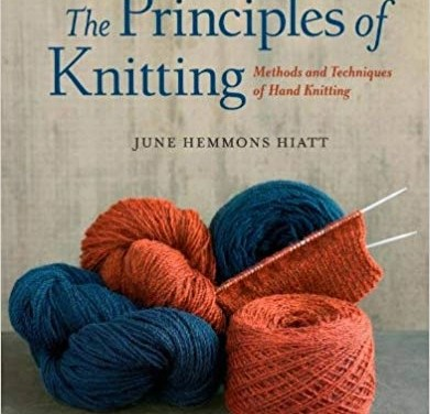 The Principles of Knitting by June Hemmons Hiatt Book Review