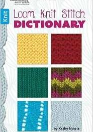 Loom Knit Stitch Dictionary Book Review