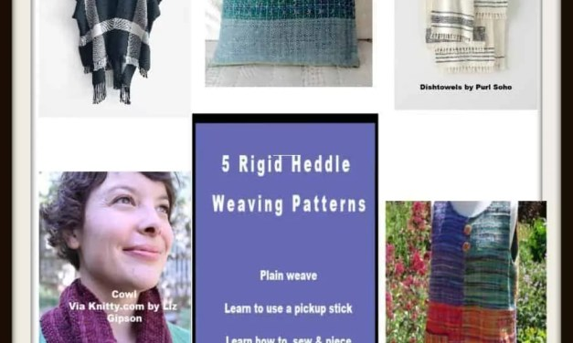 Rigid Heddle Loom Patterns