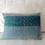 Judy Pagels Woven Pillow