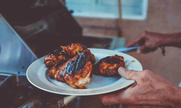 BBQ Grilled Chicken Breast – Family Tradition