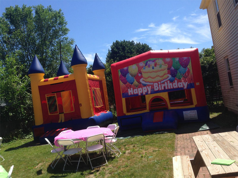 Cheryl's Backyard Inflatables