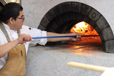 Live Fire - Oven