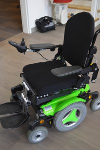Review of 5 Mid-Wheel Drive Power Wheelchairs | Cheryl's ...