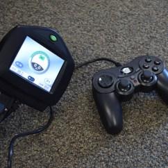 Power Wheelchair Controller Ergonomic Chair Neutral Posture Video Game Nope A Joystick