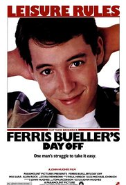 Ferris Bueller's Day Off is one of the movies we love to watch