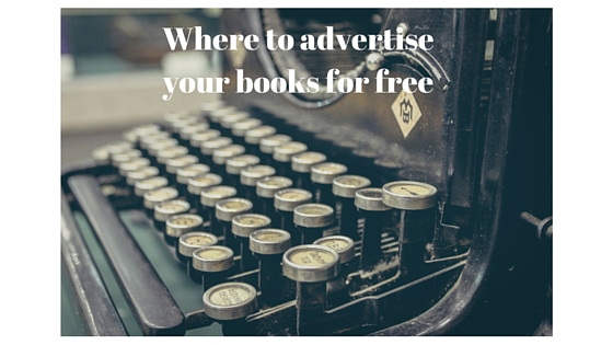 Where to advertise your self-published books for free. www.cherylsterlingbooks.com
