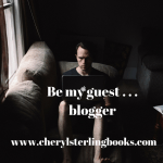 Guest blogging on a credible site is a great way to earn back links and increase your SEO. www.cherylsterlingbooks.com