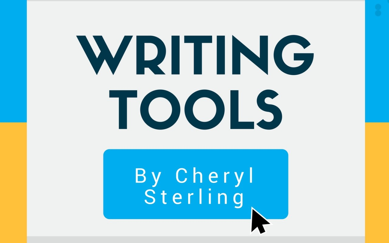 Writing tools, 26 ways to improve your writing is now available as a free download