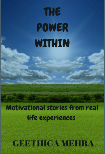 The Power Within explores twenty-six personal essays based on the theme of motivation.